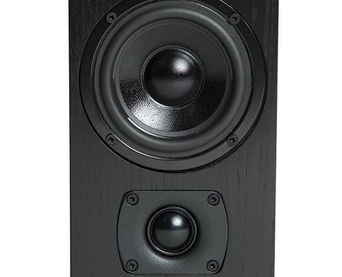 ON WALL ANGLED SURROUND SPEAKERS
