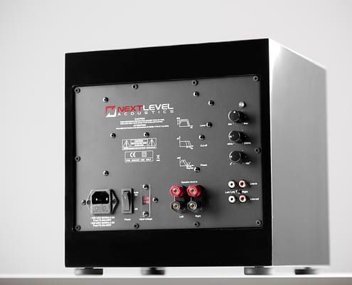 FUSION SW8P / 300 Controls