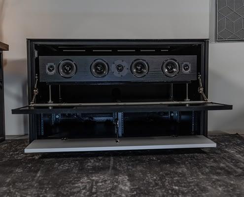 Soundbar AV Cabinet