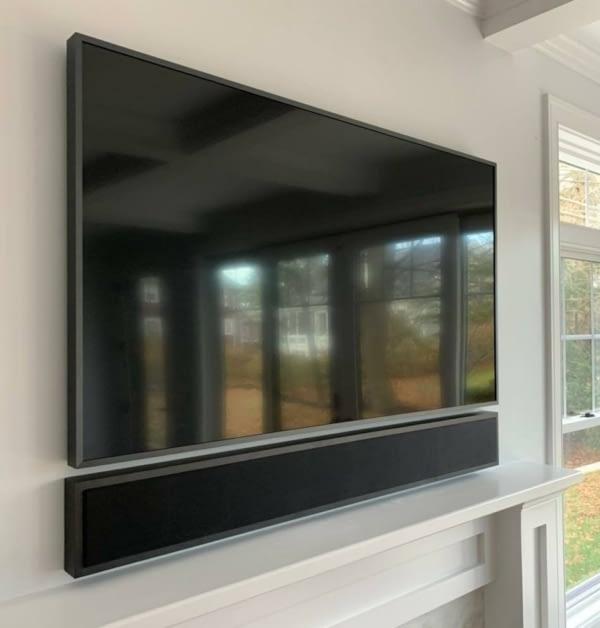 SAMSUNG FRAME TV SOUNDBAR